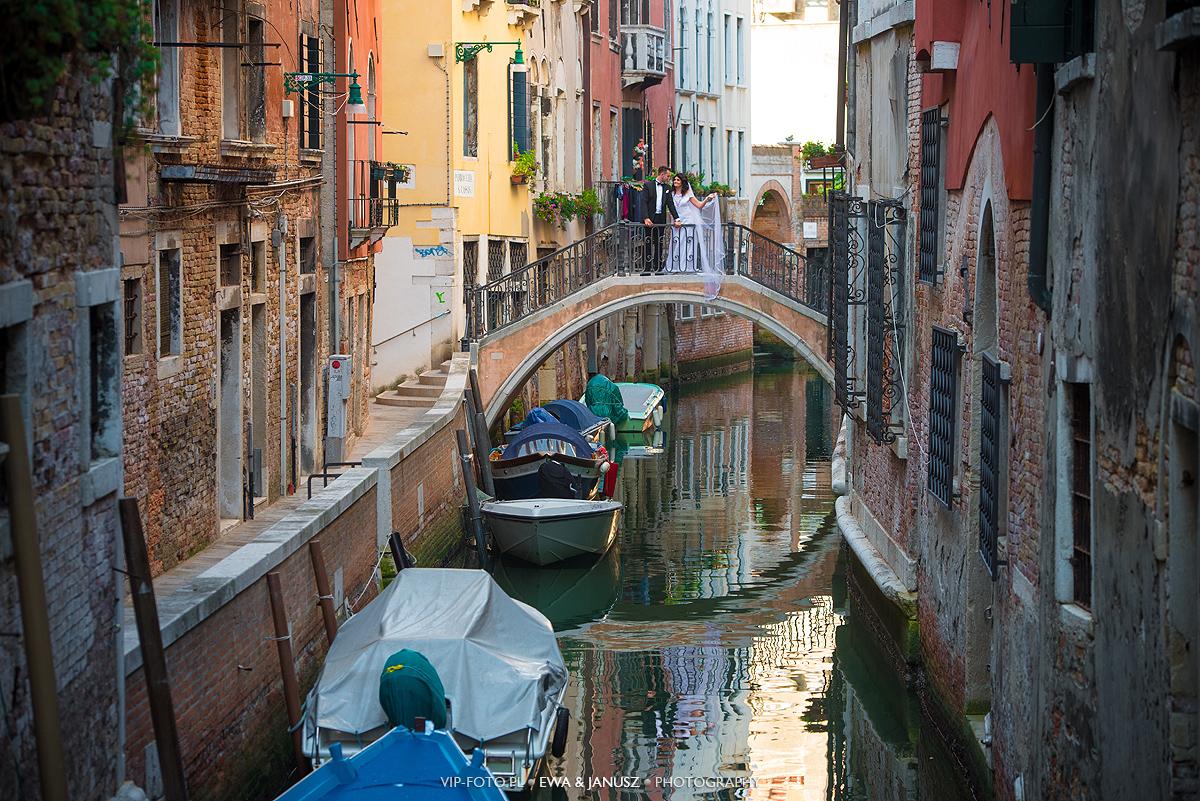 Sesja plenerowa w Wenecji - Włochy
